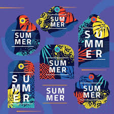 Summer Gift Tags Summer Gift Tags Vector Pack Download Free Vectors