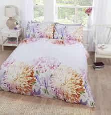bloom duvet cover set super king