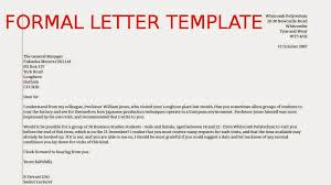 Example Of Formal Letter About Applying For Job 11 Namibia Mineral