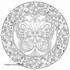 Mandala Coloring Pages Online Lovely Difficult Mandala Coloring
