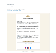 Web Design Sales Letter Sample 11 Welcome Email Template Examples That Grow Sales From Day 1