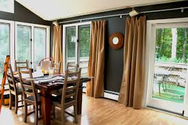 fancy dining room curtains. Captivating 20 Fancy Dining Room Curtains Design Decoration Of 15