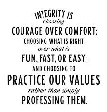 Quotes About Integrity Fascinating Read This Now Brené Brown's Rising Strong MaryAnn McKibben Dana