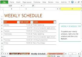 Department Schedule Template Free Excel Shift Nursing Time Planner