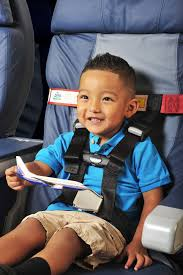 cares airplane seat belt restraint
