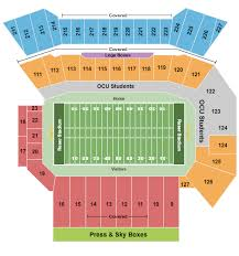 Ha Chapman Stadium Seating Chart Oklahoma State Cowboys Tickets 2019 Browse Purchase With