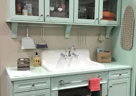 retro kitchen sink with drainboard eclectic ark my vintage kitchen