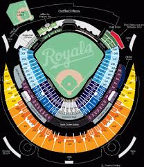 Brilliant As Well As Gorgeous Kc Royals Seating Chart