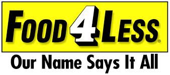 Image result for food4less logo