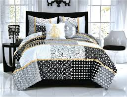 black and white twin bedding comforter sets damask xl pink