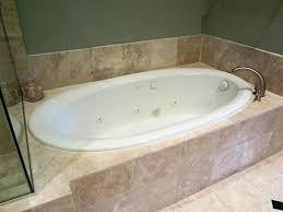 garden tub mobile home bathroom