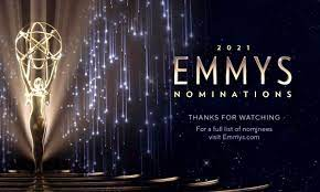 nominees for the 2021 Emmy Awards