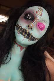 voodoo makeup tutorial