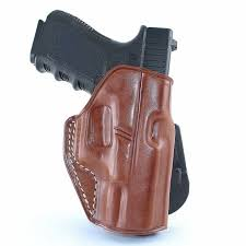 activeprogear leather driving crossdraw holster size xd springfield xds for