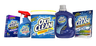 oxiclean brand cleaning s