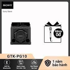 Tặng micro giá 800K] Dàn âm thanh Hifi Sony GTK-PG10 - Loa Hi-Fi -  Audiophiles