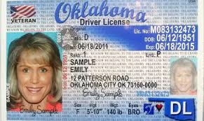 Oklahoma Id Fix Legislators For Real In Push