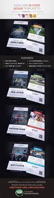 Rack Card Dl Flyer Design V2 Eps Template Only Available Here