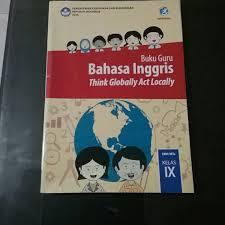 Yandex.translate works with words, texts, and webpages. Jual Kualitas Terjamin Buku Guru Bahasa Inggris Kelas 9 Smp Kur 13 Jakarta Barat Widyasuryono Tokopedia