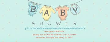 Baby Shower Invitation Design Brianhprince