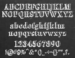 chalkboard fonts free font chalkboard yupar magdalene project org