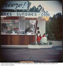 gordon parks s photo essay on civil rights era america is as   moment in american history captured via the lives of an african american family the thorntons living under jim crow segregation in 1950s alabama