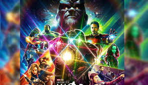 Infinity War Official Movie Poster  new york 2022