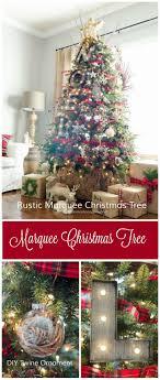 Plaid Christmas Tree 90 Best Christmas Trees Images On Pinterest Christmas