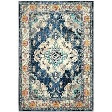 navy and orange rug blue area rugs donarturoco orange and blue area rug newburyport power loom