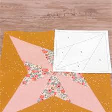 Paper Piecing Patterns Stunning BeginnerFriendly Foundation Paper Piecing WeAllSew