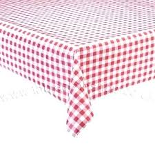 inch round plastic tablecloths vinyl table cloths red gingham cover inches prev custom tablecloth choosing linens