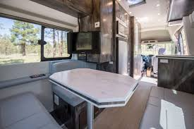 Customize Your Van Keystone Coach Works Delectable Van Interior Design Interior