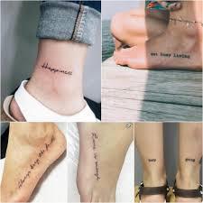 тату надпись для девушек лучшие женские тату цитаты и надписи