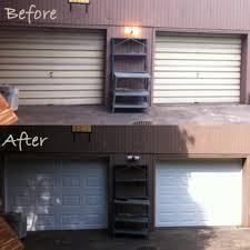 painting garage doorGarage Doors  Best Paint Garage Doors Ideas On Pinterest Front