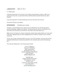 How To Write References On A Resume Awesome Resumes With References Resumes How To Do Resume References