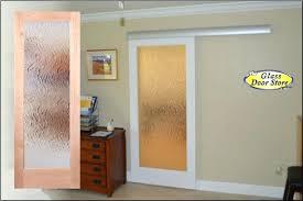 interior frosted glass door modern office door with frosted glasaple wood frame interior frosted