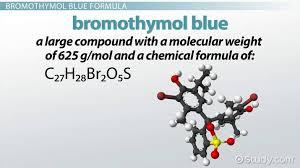 Bromothymol Blue Definition Uses Formula Video