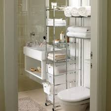 Creative Storage Solutions For Small Bathrooms Decor