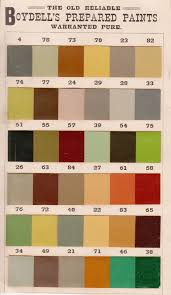 Harris Paint Color Chart Best Picture Of Chart Anyimage Org