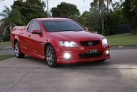 2011 Holden Ute Ve Ssv Redline - BoostCruising
