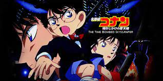 Daftar Lengkap Judul Film Detective Conan The Movie