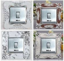 light switch covers. Magnificent Acrylic Single Light Switch Surround Socket Finger Plate Panel Cover Covers