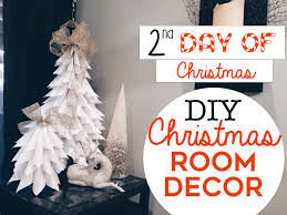 Diy Christmas Decorations 3 Easy Christmas Room Decor Diys 2nd Day Of Christmas Diy