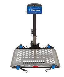 amazon com harmar mobility upgraded al500 power wheelchair lift  harmar mobility upgraded al500 power wheelchair lift outside fully automatic carrier with ii iii hitch