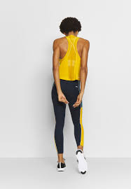 New Balance <b>PRINTED VELOCITY CROP TANK</b> - Sports shirt ...