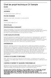 Chef Cv Template Standard Cv Template Word Caseyroberts Co