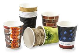 Custom Printed Paper Cups  Custom Printed Paper Cups Suppliers and     Personalized Paper Cups Meausurements Wedding Reception Coffee Bar in  TFG    Layout
