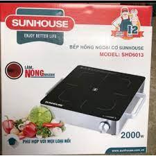 Bếp hồng ngoại quai xách Sunhouse SHD6013, Giá tháng 11/2020