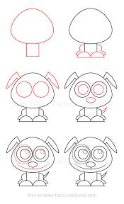 Small Picture How To Draw A Puppies Puppy Dog 13jpg Coloring Pages Maxvision