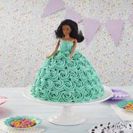 Barbie Cake Online Barbie Birthday Cake Barbie Doll Cake Indiagift